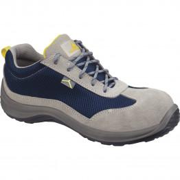 Delta Plus - ASTI - S1P SRC - Süet Yarma Deri İş Ayakkabısı