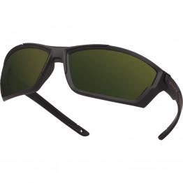 Delta Plus - Kilauea UV400 Ayna Lens İş Gözlüğü - KILAMI