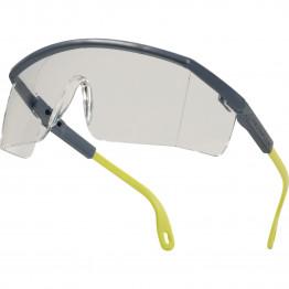 Delta Plus - Kilimandjaro Şeffaf Lens İş Gözlüğü - Sarı - KILIMGRIN