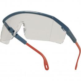 Delta Plus - Kilimandjaro Şeffaf Lens İş Gözlüğü - Kırmızı - KILIMGRINAB