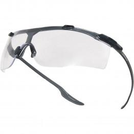 Delta Plus - Kiska UV400 Şeffaf Lens İş Gözlüğü - KISKAIN