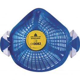 Delta Plus - Spidermask P2 X5 FFP2 Yeniden Kullanılabilir Toz Maskesi - 5 Adet