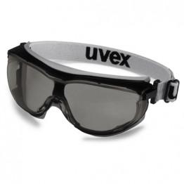 Uvex - Carbonvision Füme Lens İş Gözlüğü - Siyah - 9307 276