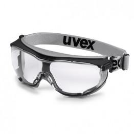 Uvex - Carbonvision Şeffaf Lens İş Gözlüğü - Gri - 9307 375