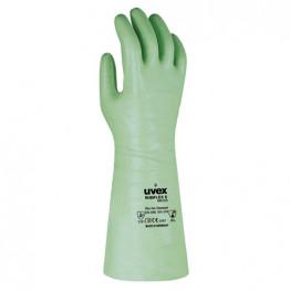 Uvex - Rubiflex S - NB27S / NB35S / NB40S Kimyasal Koruyucu Eldiven